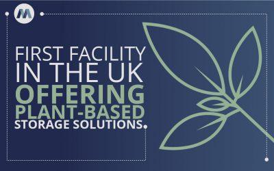 Plant Based Storage at Magnavale